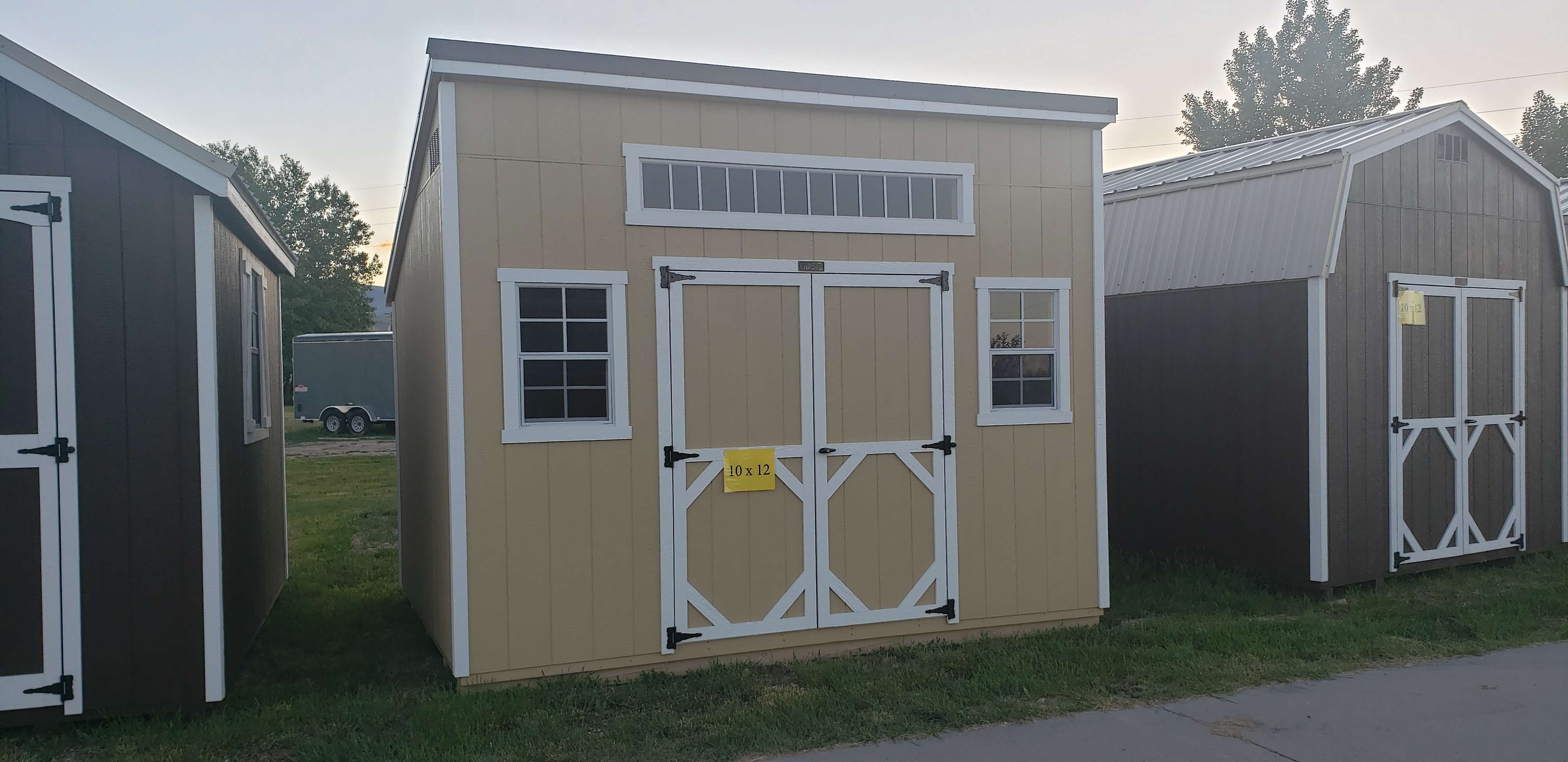 Cowboy Sales Trailer Amp Auto 187 Single Slope Shed